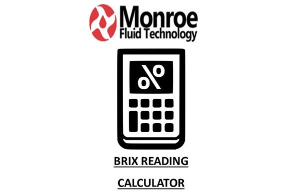 Brix CalculatorTime = $